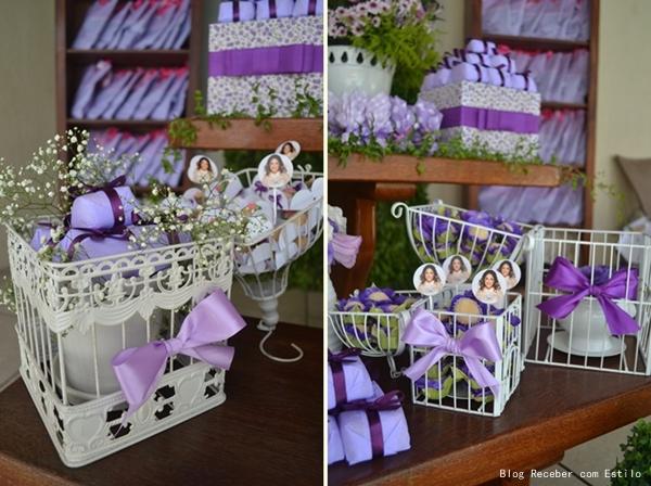 decoracao festa violeta:Pin Violetta Disney Decoração Mesa Bolo Decorada Festa Aniversár on